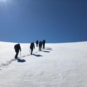 Spanish 3 Peaks – Winter Trek