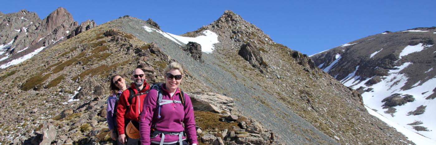 3 Peaks Challenge | Spain Sierra Nevada
