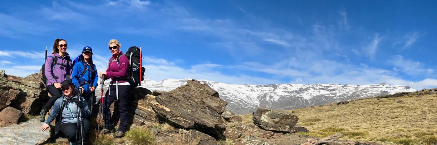3 Peaks | Sierra Nevada