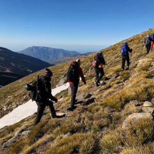 Los Tres Picos – Spanish 3 Peaks Challenge
