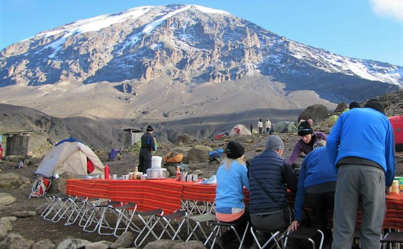 Kilimanjaro | Guides and Support