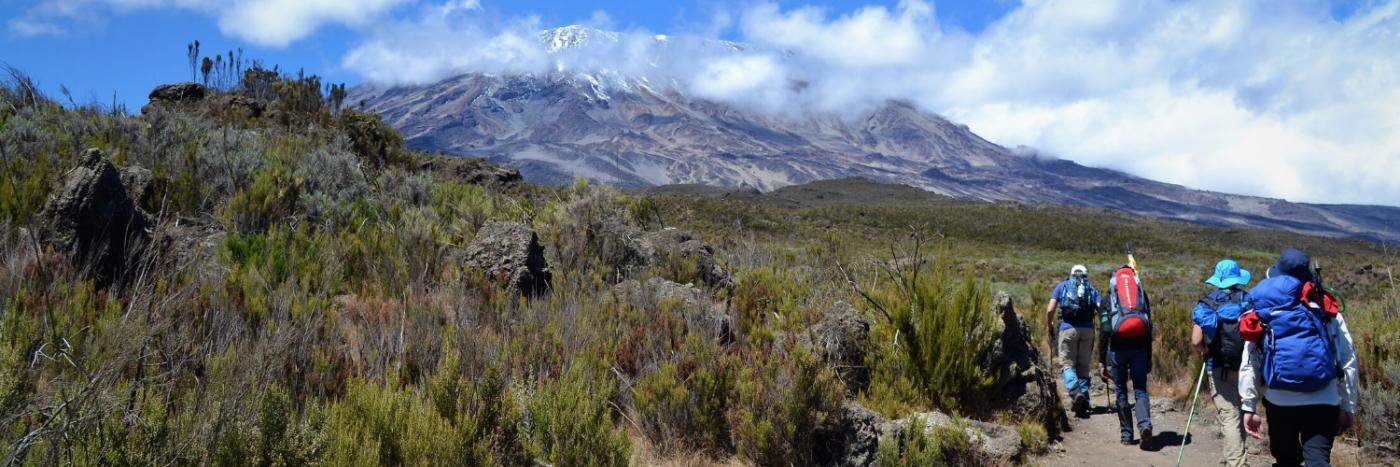 Lemosho Route | Adventurous Ewe