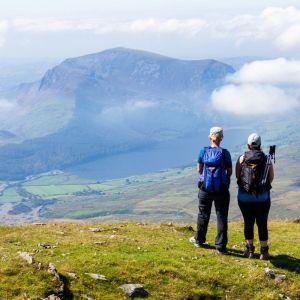 Rethink Mental Illness Snowdon Triple Challenge