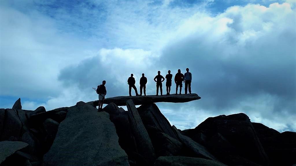 Testimonials Welsh 15 Peaks Challenge