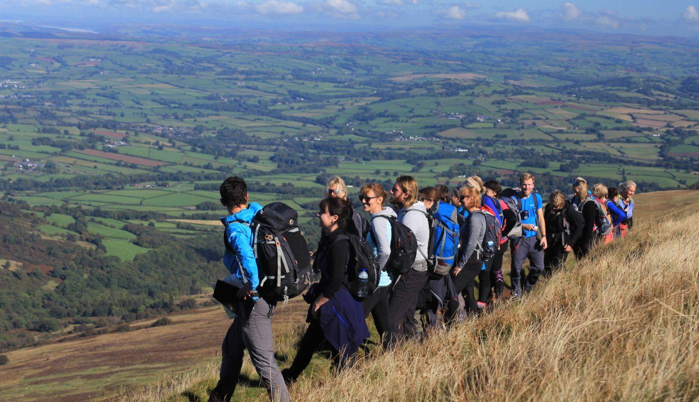 UK Adventure Trekking