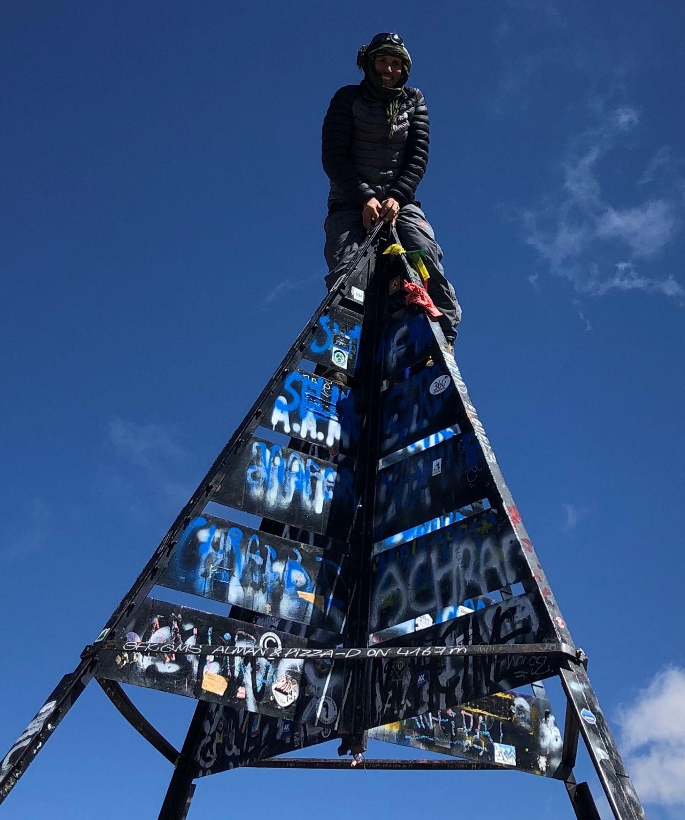Climb Mt Toubkal Summer or Winter