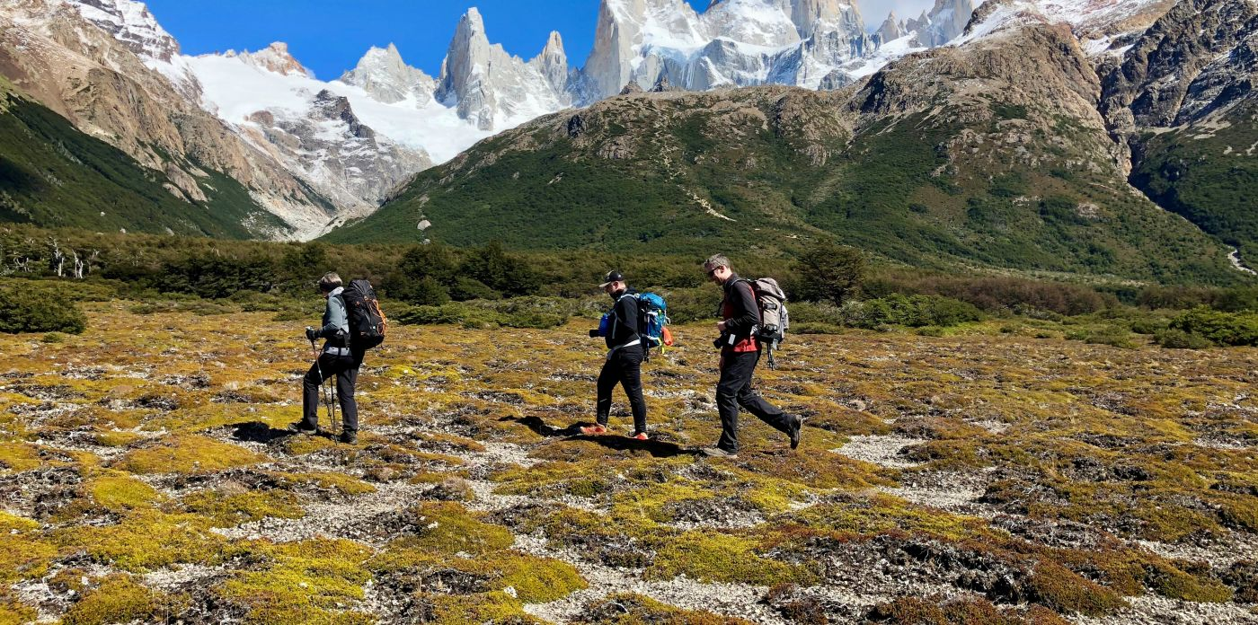 Trek Patagonia with Adventurous Ewe