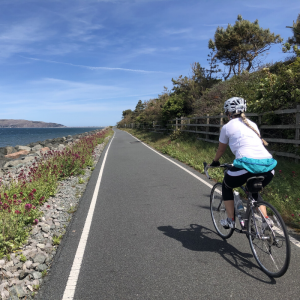 Top to Tail Wales Cycling Adventure