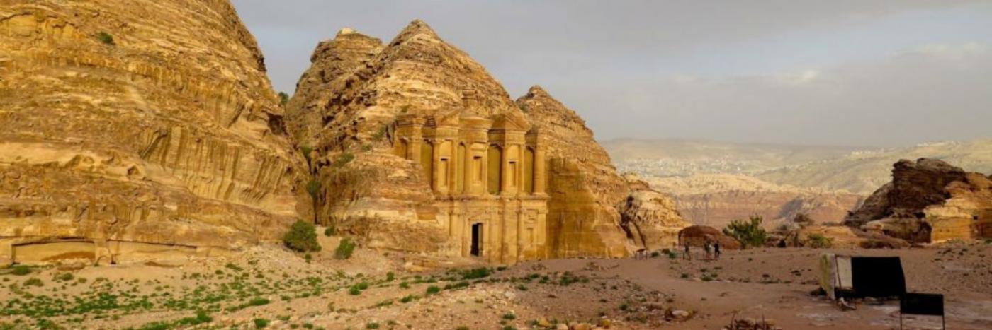 Trek to Petra | Jordan