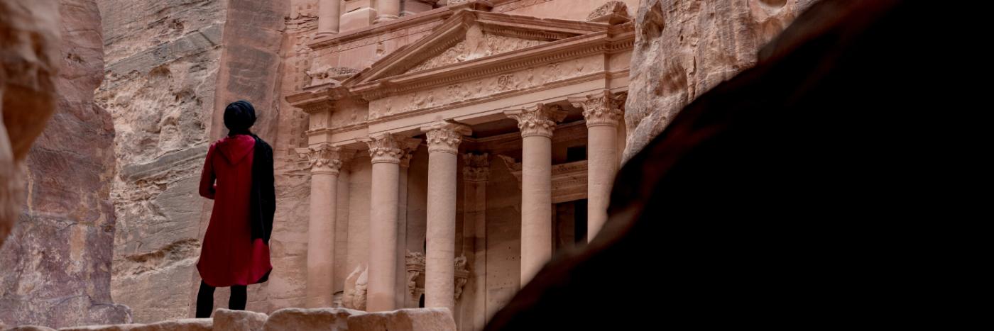 Trek to Petra | Adventurous Ewe Trekking