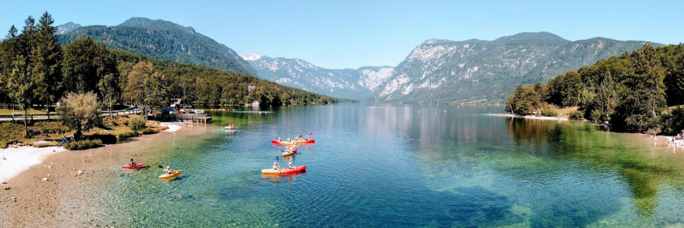 Lake Bohinj | Slovenia