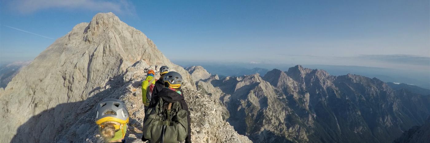 Triglav via Ferrata | Adventure Holidays