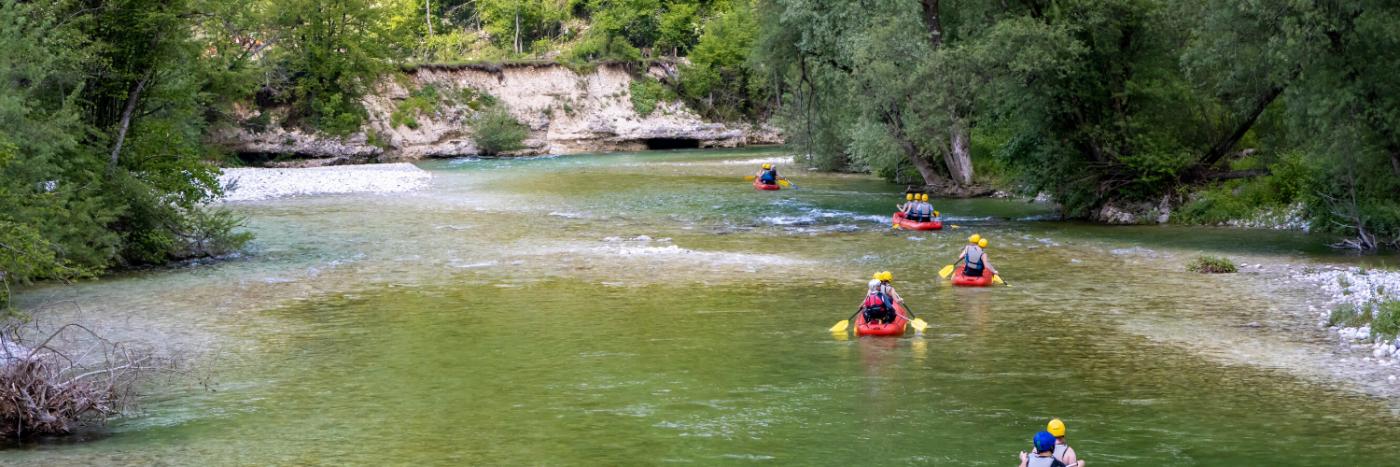 Slovenia Multi Activity Challenge