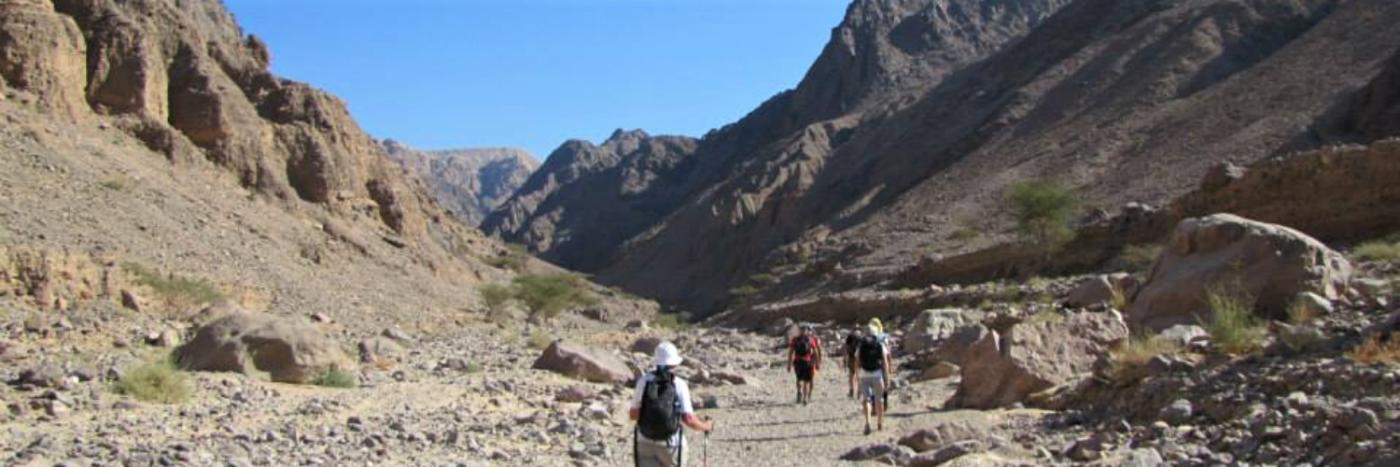 UK and International Trekking