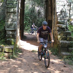Vietnam to Cambodia Cycling Adventure