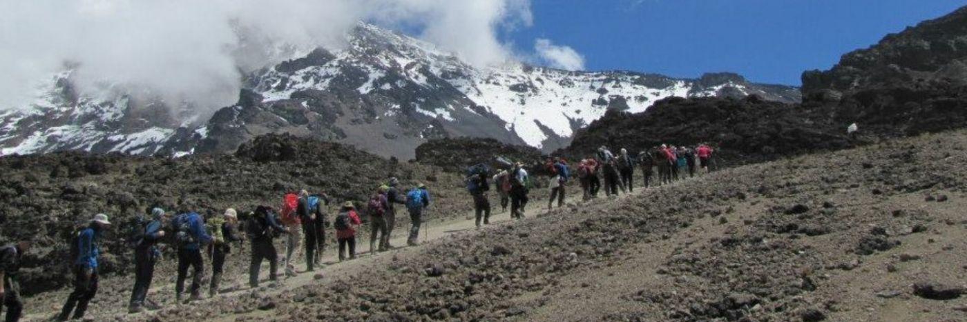 Team McKeown Kilimanjaro Trek