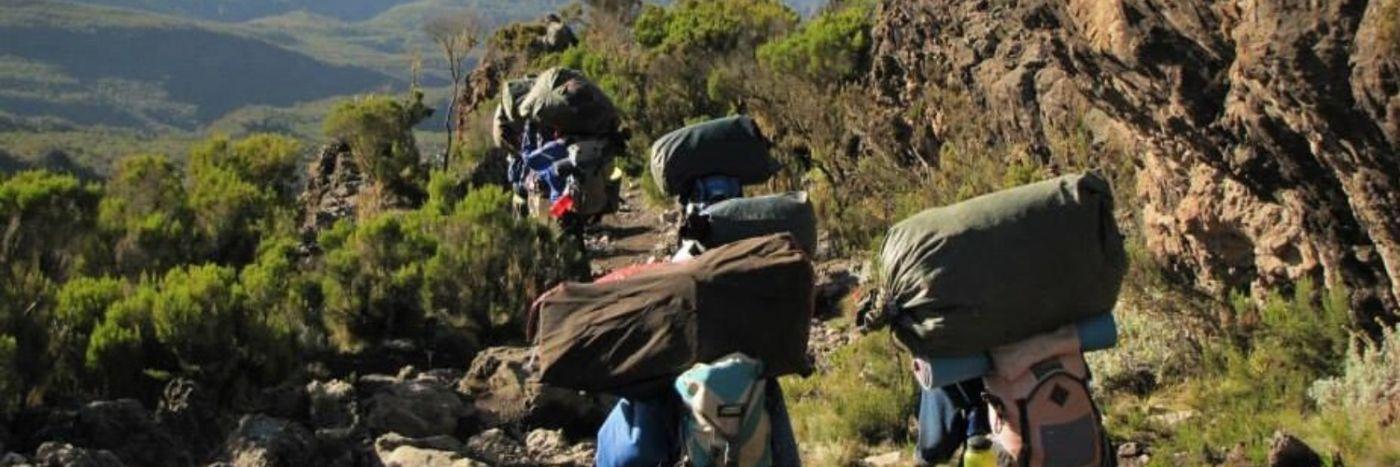 Trek the Roof of Africa