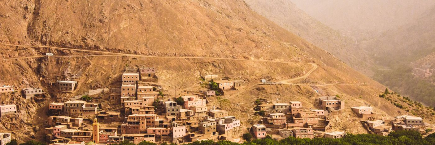 Morocco High Atlas Trek | Toubkal