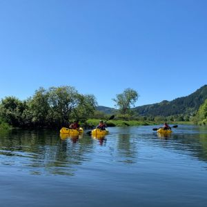 Adventure Queens Snowdonia Packrafting Weekend