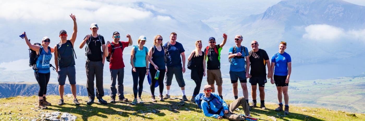 Snowdon Adventure Challenge