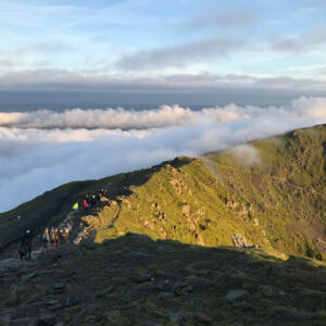 Trek Snowdon for Mental Heath UK