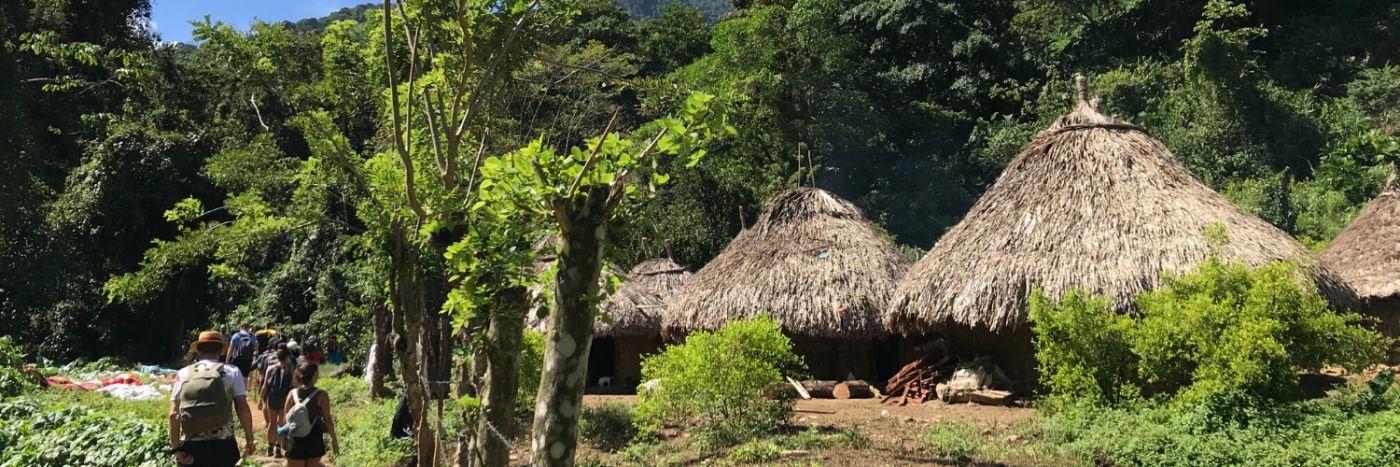 Colombia Jungle Trek