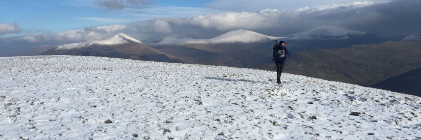 Snowdonia Winter Trek