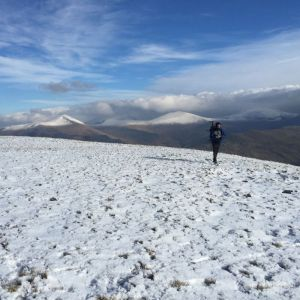 Snowdonia 7 Summits Winter Trek