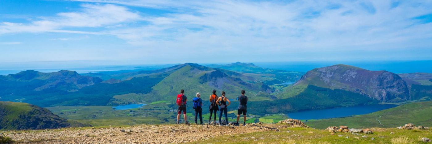 Snowdon Adventure Weekend