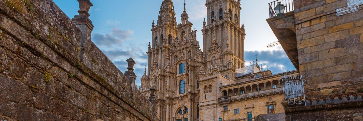 The Camino de Santiago de Compostela