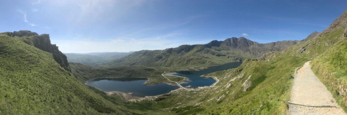 5 Peaks Challenge   UK Adventures