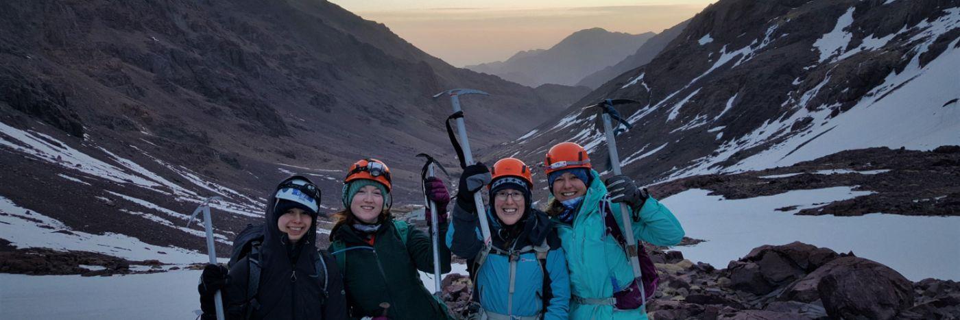 Adventure Queens Mt Toubkal