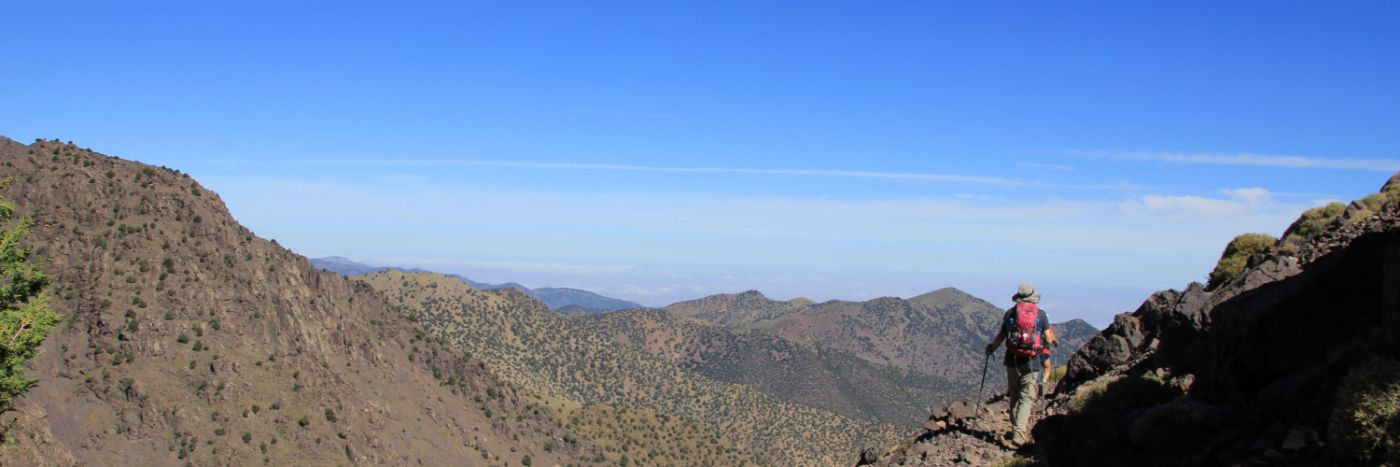 When to climb Mt Toubkal
