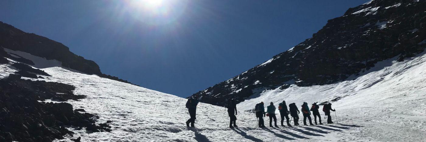Mt Toubkal | Winter Trek