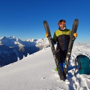 IFMGA Mountain Guide Slovenia