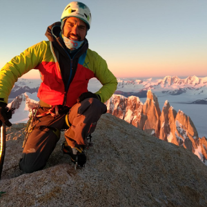 Patagonia Mountain Guide