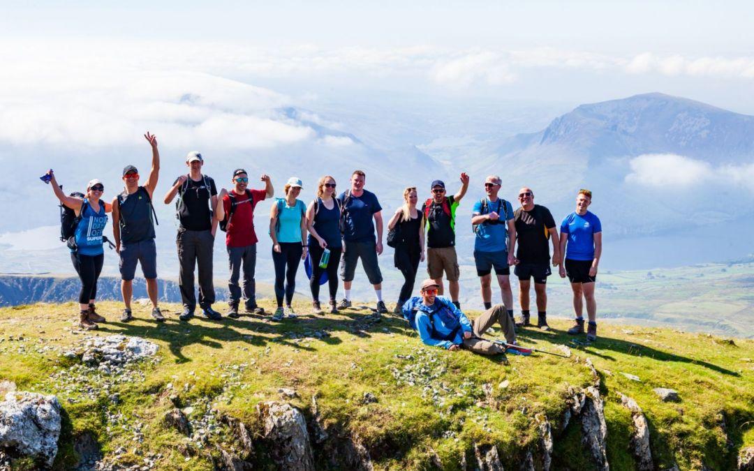 The Snowdonia Crossing
