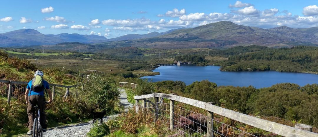 Snowdonia by Bike and Boots