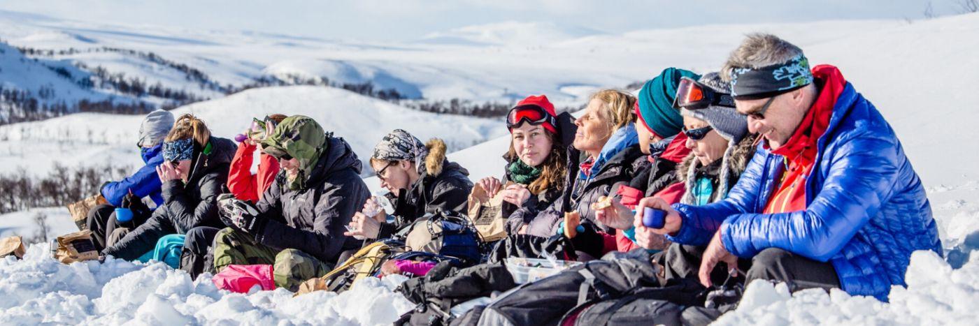 Arctic Explorer Trek Snowshoe Adventure